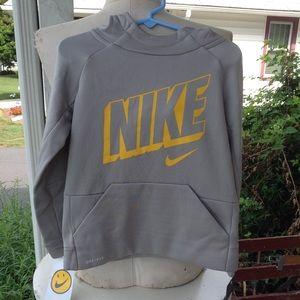New boys Nike hoodie.